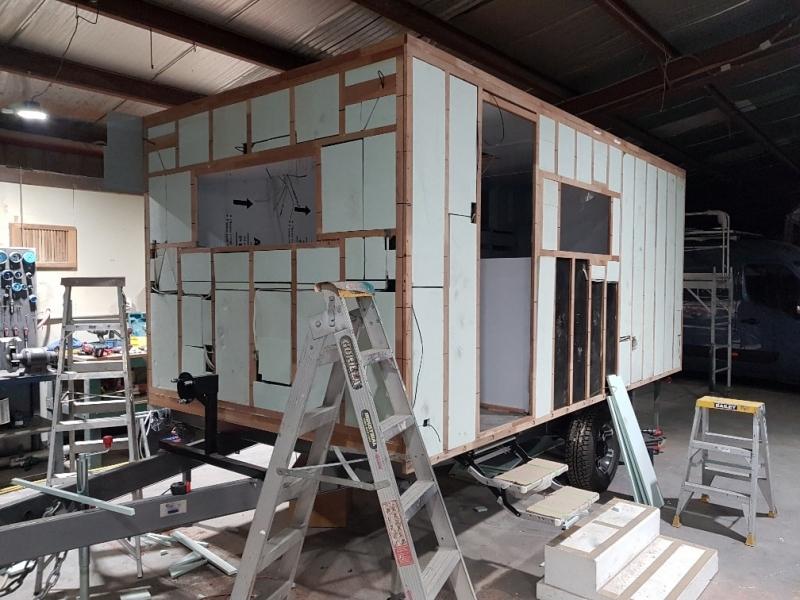 caravan cabinetry