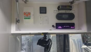 caravan cabinets