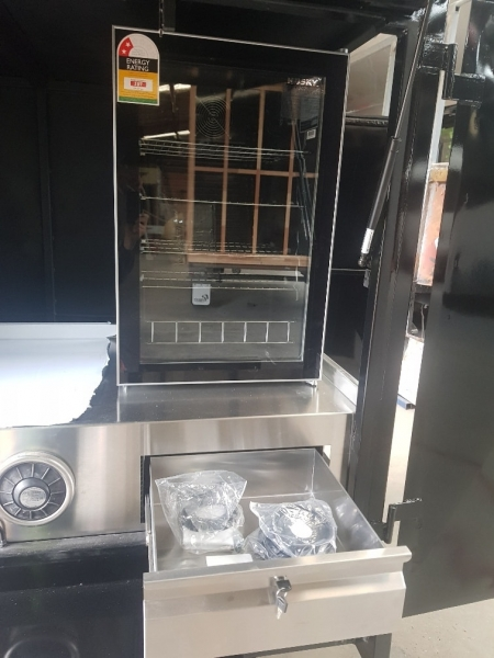 melbourne food van fitouts